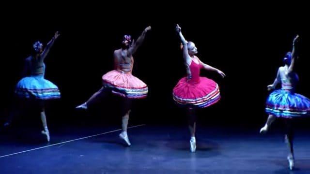 Nuevos lenguajes de ballet II